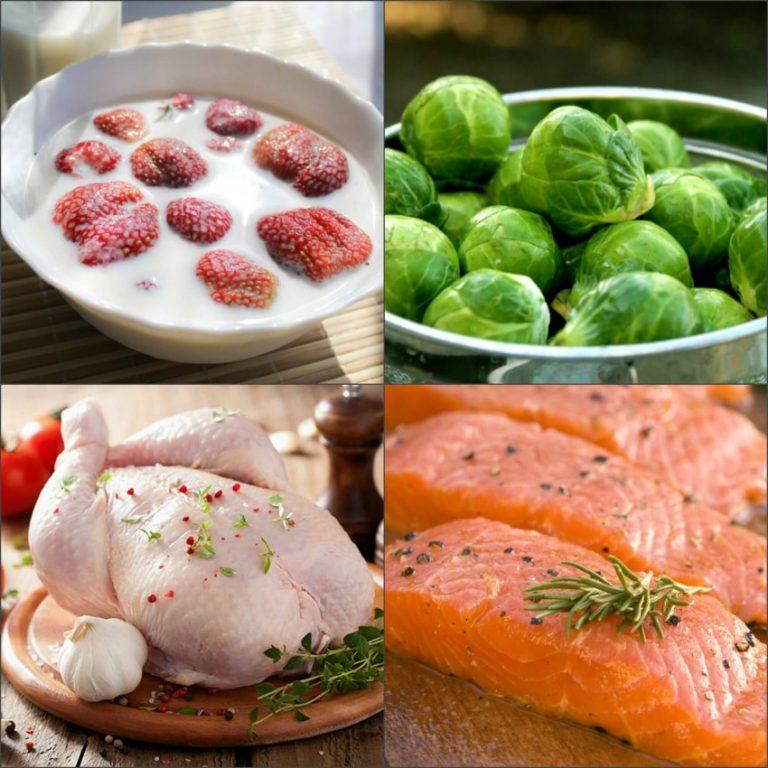 Популярные простые диеты