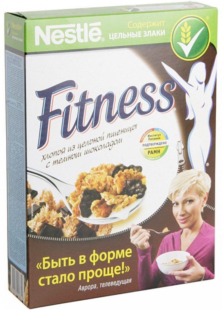Хлопья Фитнес Для Похудения. Хлопья Фитнес от Нестле : состав, калорийность и как похудеть за 14 дней