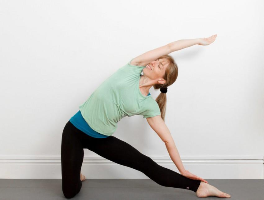 Йога Для Похудения Техники.