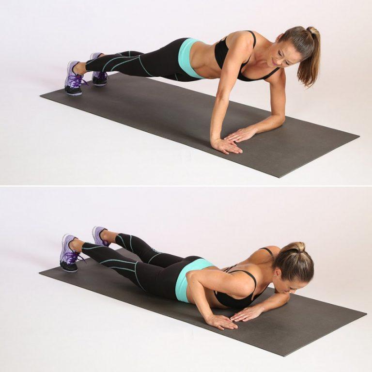 Упражнения На Пресс Для Похудение. Как быстро и эффективно накачать пресс самостоятельно