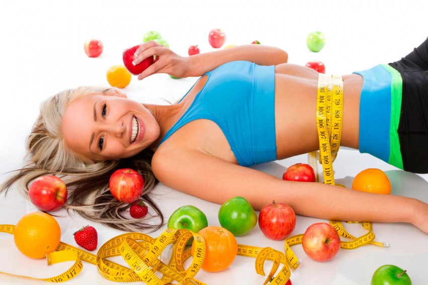 Диета - как похудеть за месяц на 10 кг