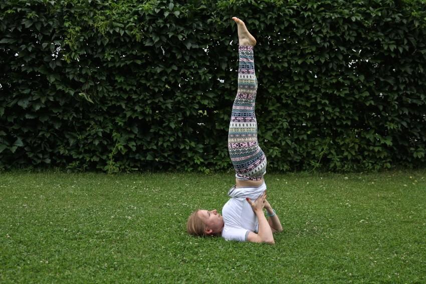 Упражнения березка польза и вред для организма