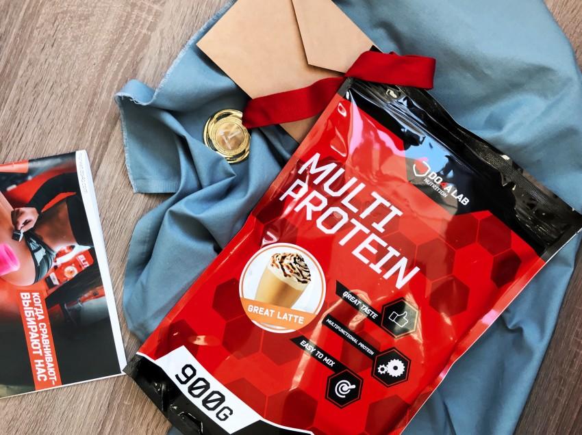 Спортивный протеин для похудения