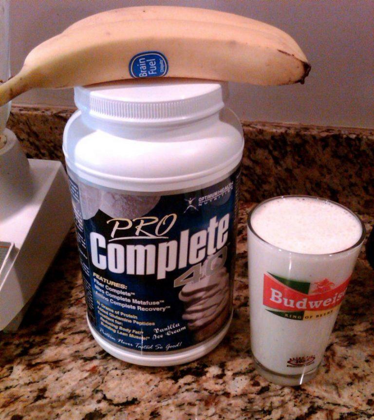 Какой выбрать протеин для похудения