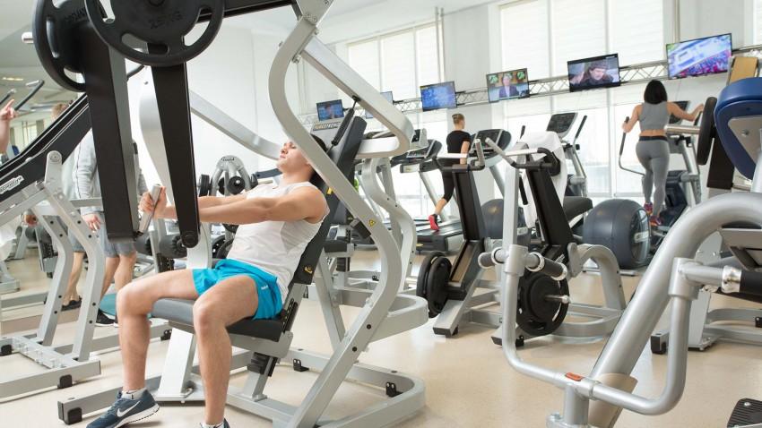 Лучшие упражнения на блочных тренажерах 10 эффективных упражнений