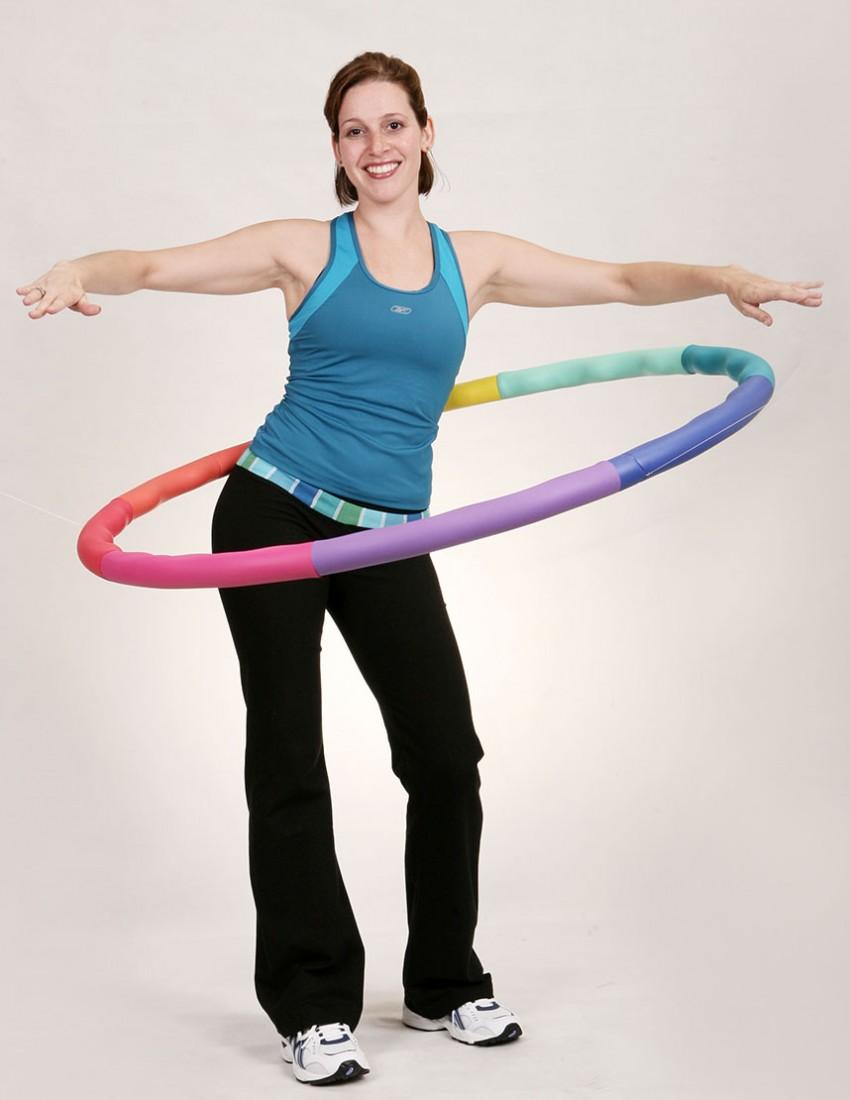 Обручи Для Похудения Эффект. Как выбрать обруч для похудения? Комплекс упражнений