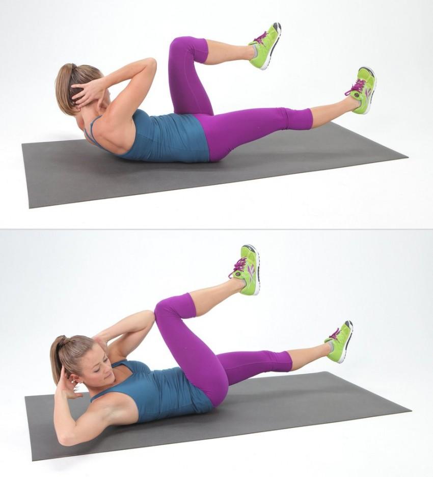 Упражнения Для Женщин Чтобы Похудеть.