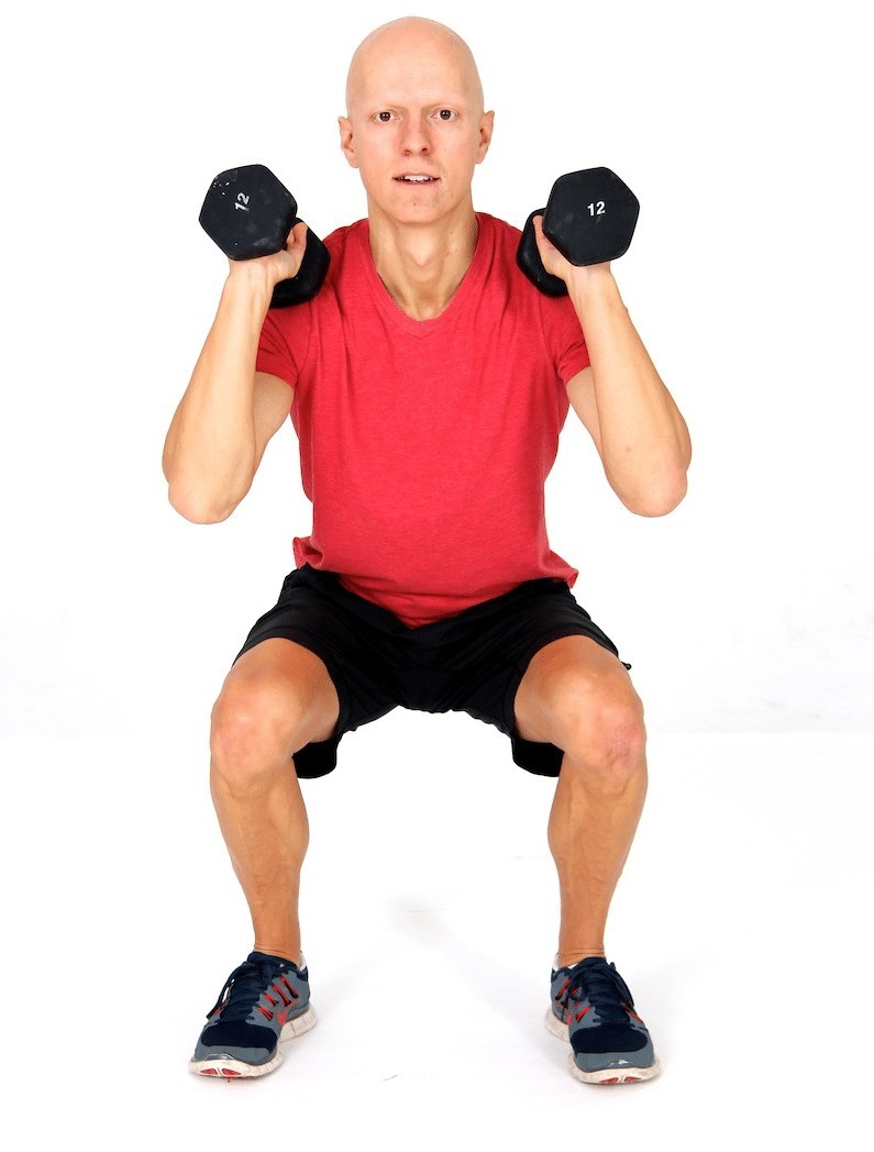 Похудеть мужчине гимнастика