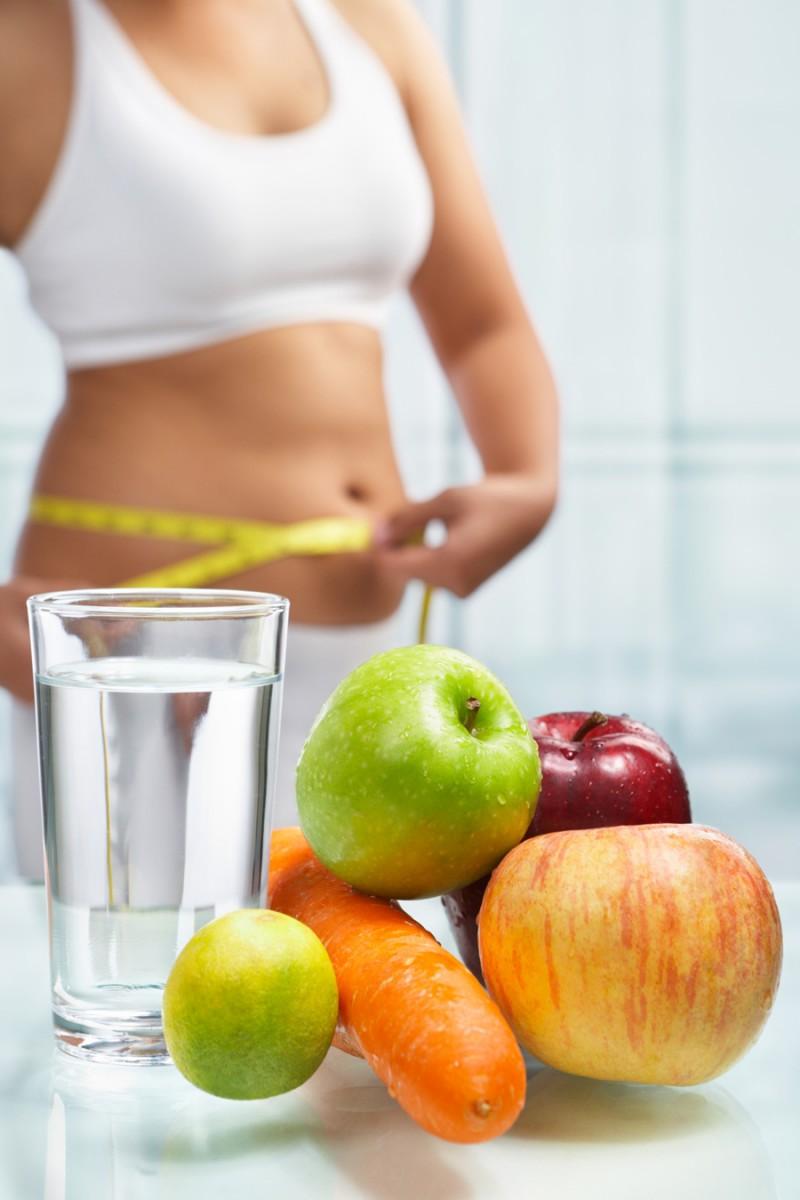 как сбросить вес питание