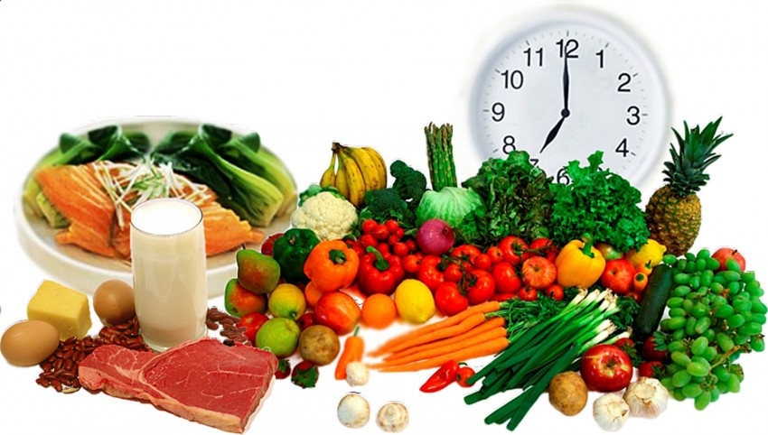 Диетические блюда зимней диеты