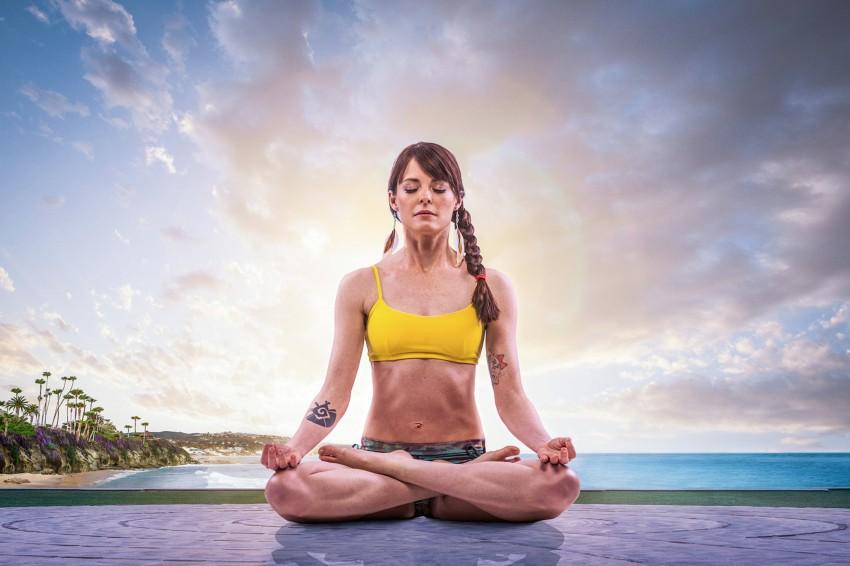 медитация на похудение