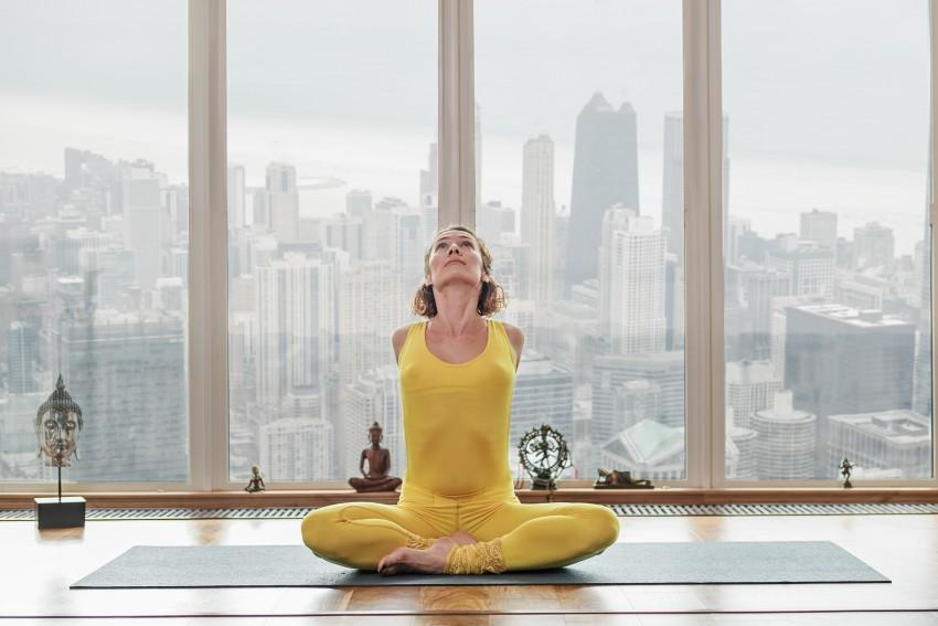 Тибетская йога дыхания и движения