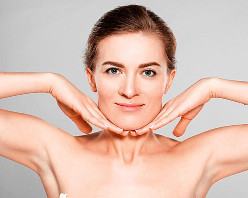 Йога И Похудение Лица. 10 упражнений йоги для похудения лица