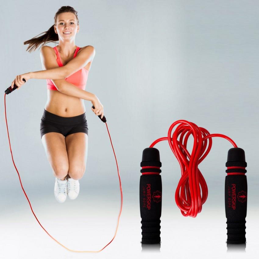 Упражнения со скакалкой - DailyFit