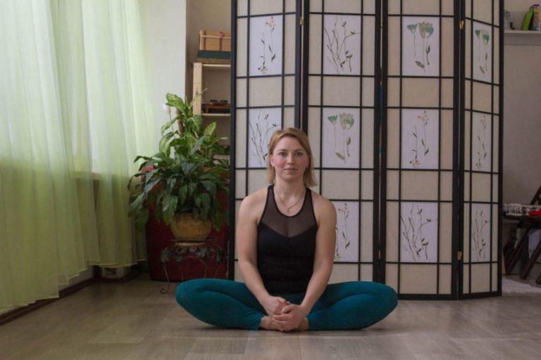 Йога для похудения в самаре