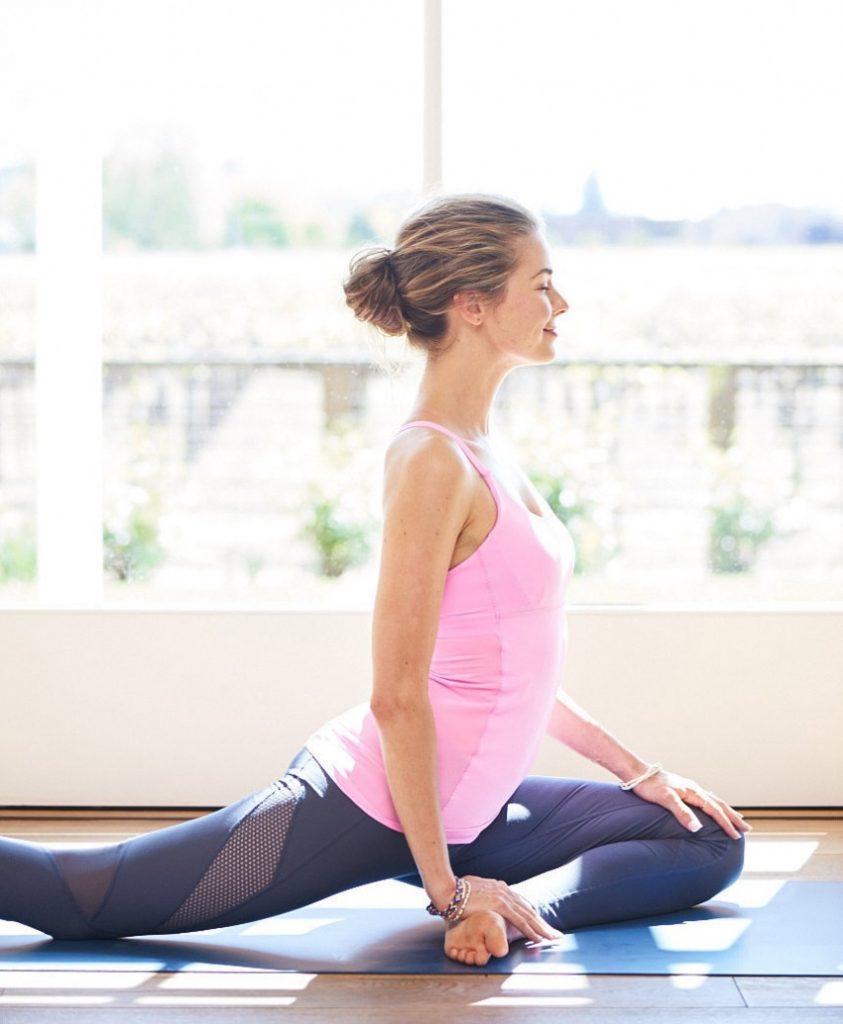 Здоровье йога для похудения