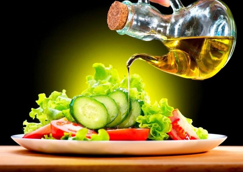 Готовим салат витаминный