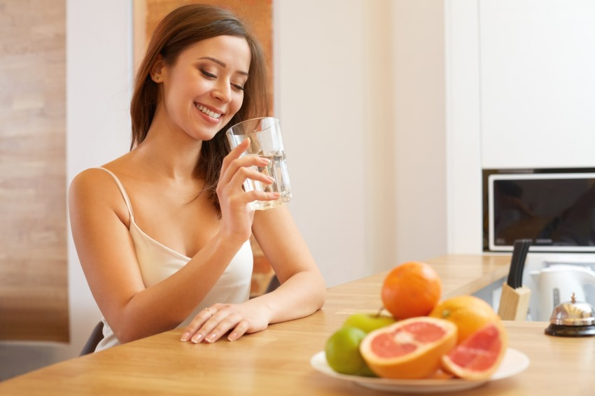 Водная диета для ленивых на 7 дней