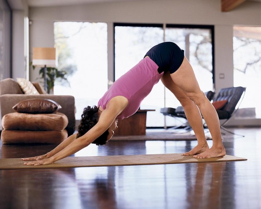 Йога для начинающих похудеть