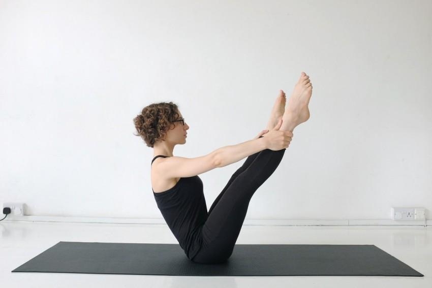 Динамическая йога для похудения