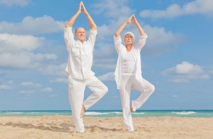 Йога тур для пожилых